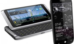 e7 wp7 nokia