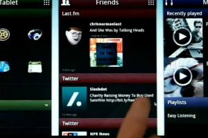 Video: MeeGo Tablet Experience