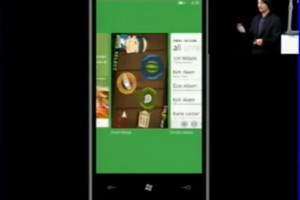 Videos: Windows Phone Symbian^3/WebOS like multitasking and Xbox Kinect Integration (and Browser)