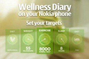 Video: Nokia Wellness Diary Updated &#8211; get it from Nokia Beta Labs