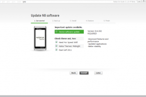 New Update: Ovi Suite 3.1  from Nokia Beta Labs