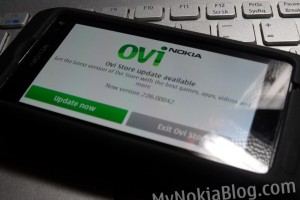 Ovi Store Updated to version 2.06.00042!