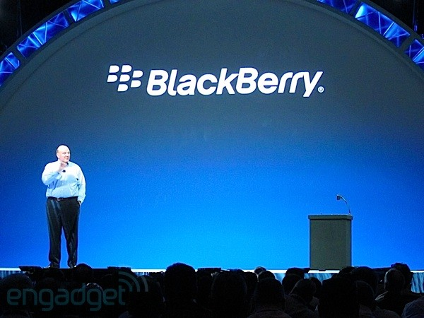 RIM eyeing up Windows Phone 8 for future BlackBerry devices, abandon BB10?
