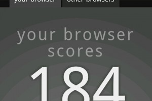 Nokia N9 browser HTML5 tests – score outperforming iPad 2, SGSII and some desktop browsers? p.s. NO flash.