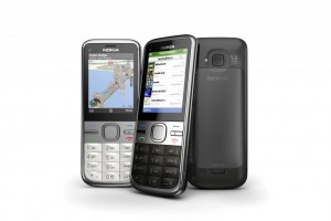 Nokia C5-00 5MP, revamped C5.