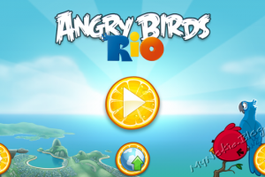 Angry Birds Rio Gets New Level