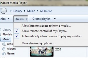 How to : Stream media to your PC through DLNA on your Symbian^3 device