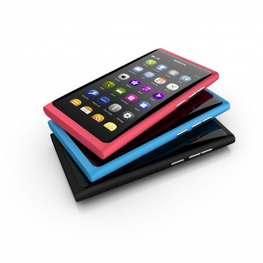 Nokia N9, number 1 selling handset for Elisa, Finland