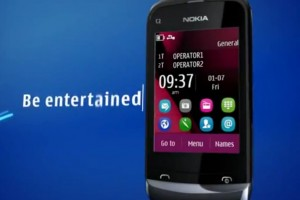 Video: Nokia C2-03 Dual SIM