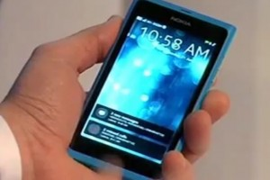 Video: Nokia N9 Hands on (from Marko) +N9 Design