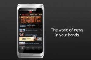 Video: CNN App for Nokia in Action