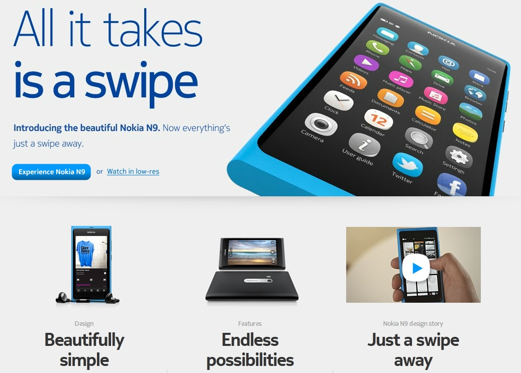 Nokia N9 officially announced! (Updated with video and specifications ...