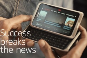 Video: CNN app on E7 and Nokia E7 Success TV with Nokia UK
