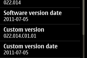 Symbian Anna for N8 Leaked? Try at own risk.