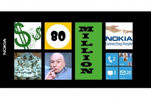 Nokia's 80 Million GBP marketing for Windows Phone? (+Rant and what's your favourite Nokia Advert?)