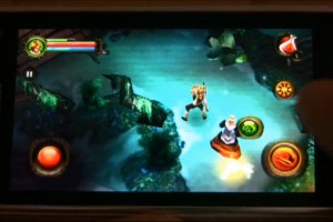 Video: Dungeon Hunter 2 HD demoed on Nokia N8