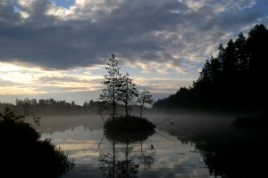 Video: Stunning – Early Morning Finnish Lakes with N8 (and Ants part 2)