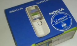 NOKIA C2 UNBOXING