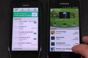 Nokia X7 vs Samsung Galaxy SII – Symbian Anna vs Android Gingerbread
