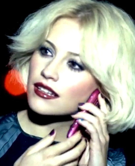 Pixie Lott is quite a big artist in the UK, with a couple of number 1 songs ...