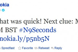 Relax. #N9Seconds Clue to be released on Monday, 9PM BST