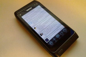 TwimGo Twitter client for N900, S^3 and S60v5 updated.