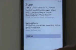 Video: Windows Phone Mango – Twitter Integration, swipy multitask, crowd source map details and more
