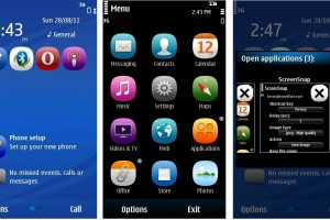 Themes: MeeGo Maximo by NovaG
