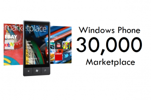 30,000 apps on Windows Phone Market Place? (and App Rant)