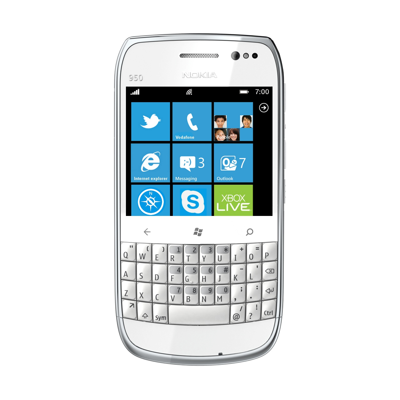 nokia 950 windows phone touch and type e6 design latest in cell phones. Black Bedroom Furniture Sets. Home Design Ideas