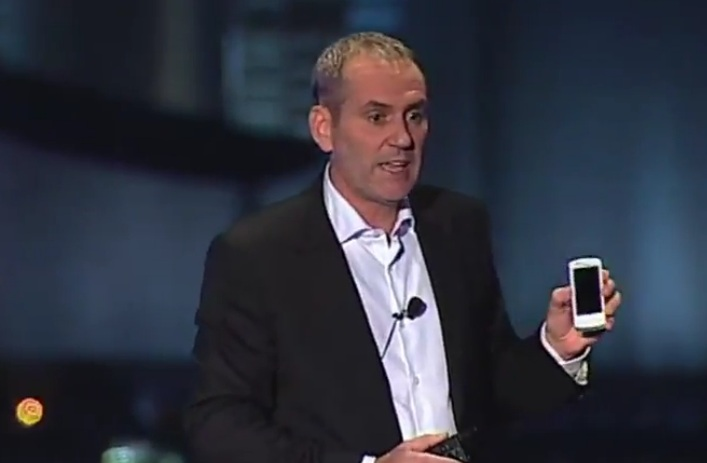 Colin Giles leaving Nokia 'to be closer to his family'; his position will not be replaced.