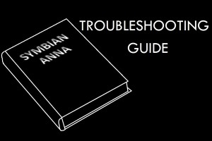 Symbian Anna Troubleshooting Guide – All your questions answered (well, nearly)