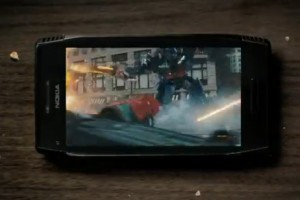 Video: Transformers IN Nokia X7