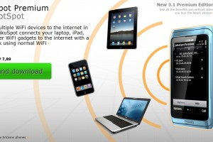 JoikuSpot Premium WiFi hotspot app to be integrated in Nokia N9 and selected Anna handsets.