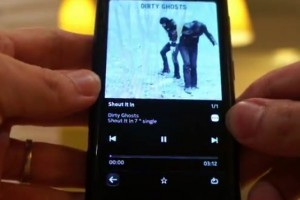 Videos: Nokia N9 demo &#8211; GPS, Contact, Gallery, Web, Email etc.