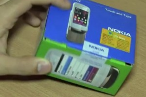 Video: Nokia C2-02 touch and type review