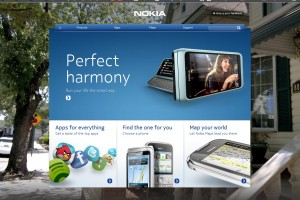 Nokia USA site gets fresh new look (and a glance at Nokia sites through the decade)