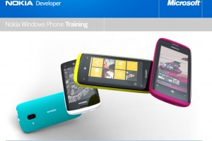 Save the Dates: Nokia Windows Phone Training – could there be NWP handsets for developers by Sept 21?