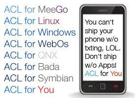 """OpenMobile's ACL to bring 250 000 apps to MeeGo""? And Symbian? And Windows? (Updated with Demo Video)"