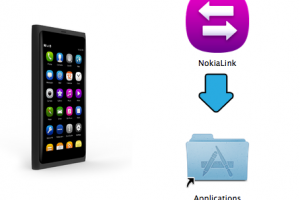 Nokia Link Phone-PC connection software available for Windows and Mac