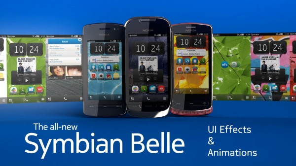 Symbian Belle Update coming October 26th?