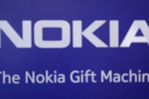 Video: The Nokia Gift Machine #FourSquare (updated)