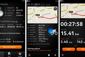 Sports Tracker coming to Nokia N9 MeeGo-Harmattan.