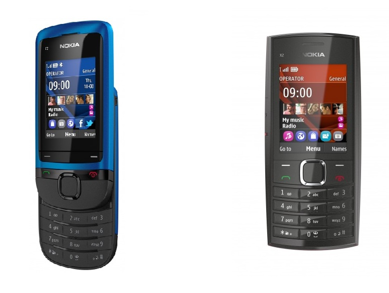 "Nokia E2 nokia launches ""new"" nokia c2-05 and x2-05 : my nokia ..."