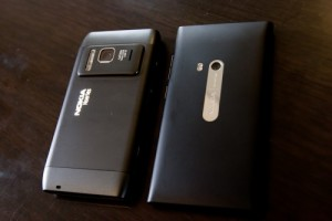 Cameras: Nokia N9 vs Nokia N8 (vs iPhone 4S)