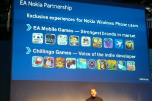 Nokia and EA – exclusive experiences for Nokia Windows Phone users (+40 Free EA games for S40)