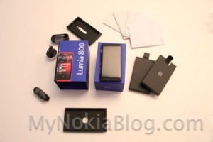 Video: Nokia Lumia 800 unboxing (Oprah moment – 800 hidden in seats)