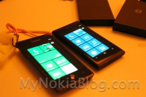 Nokia Lumia 800 in the house! Any questions?