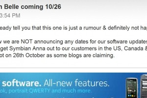 No Belle update for October 26 (+More anna variants)