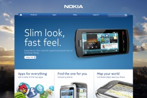 Nokia UK gets a fresh new look!
